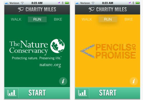 how to become a charity miles charity